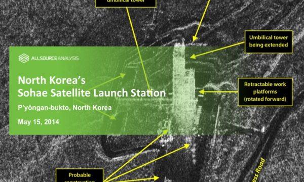 AR-20140515-KN-A - Analysis Sohae Satellite Launch Station