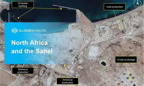 North Africa and the Sahel